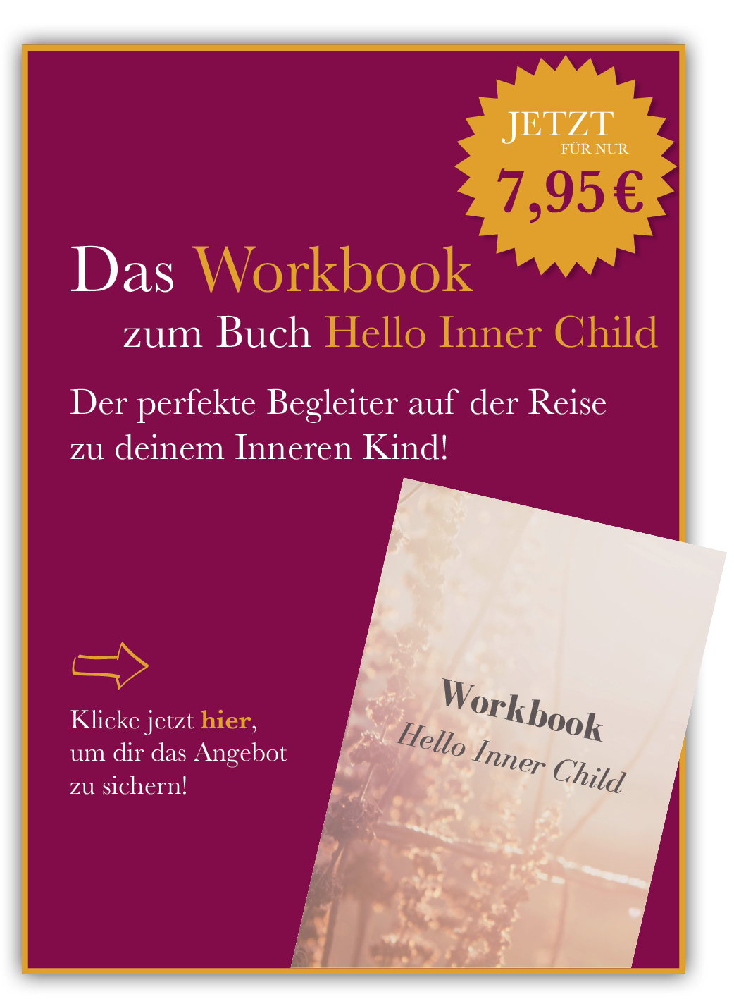 Workbook Das innere Kind